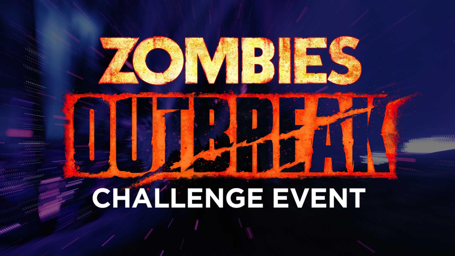 Warzone Season 2 Zombies Outbreak mode logo