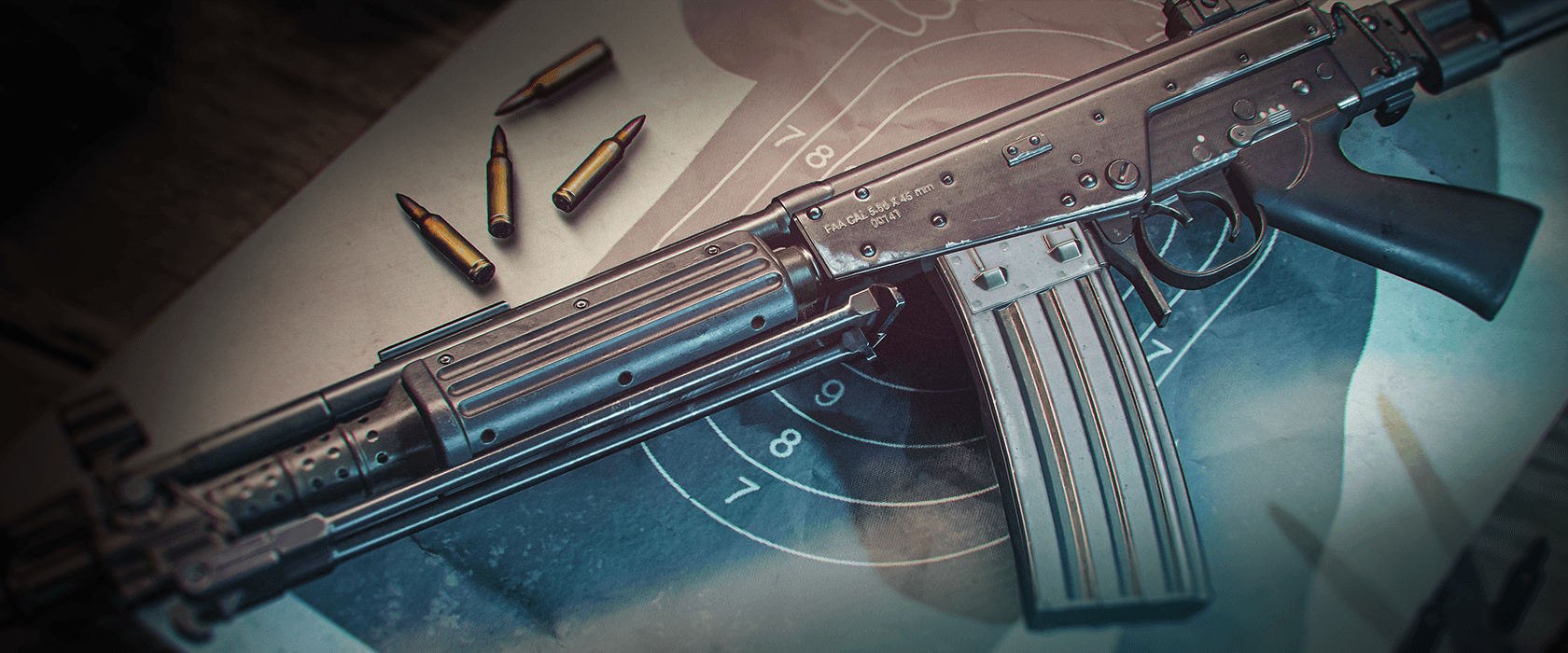 FARA 83 AR in Warzone Season 2