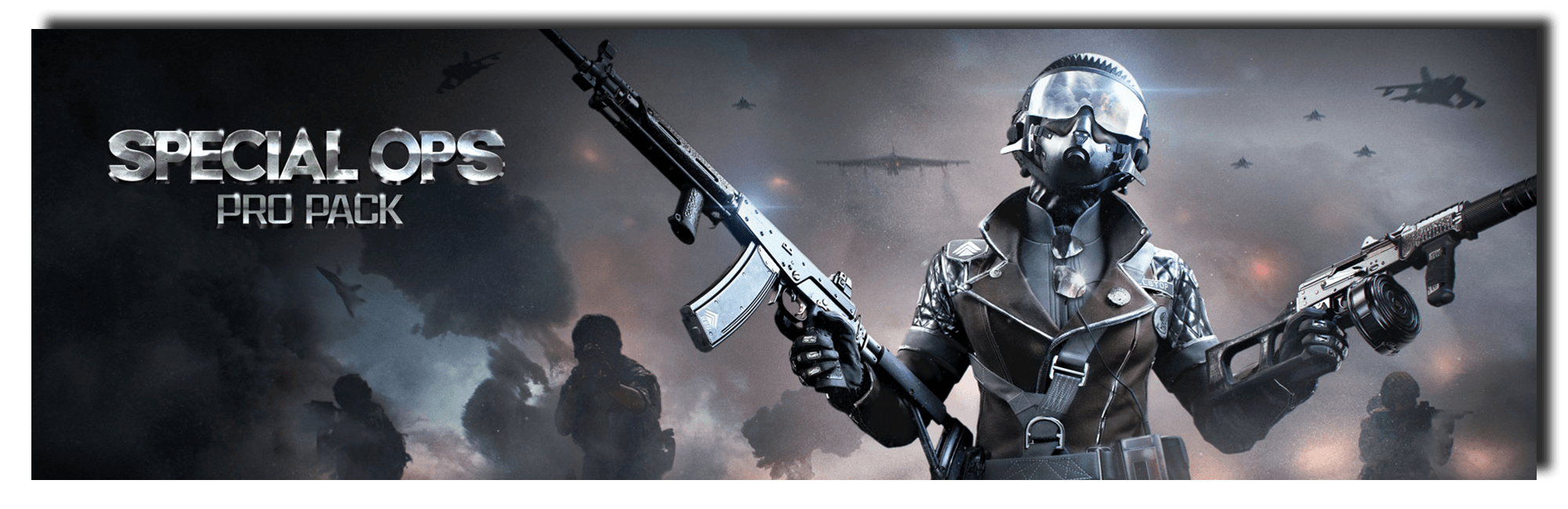 Banner image of the new Special Ops Pro Pack Bundle.