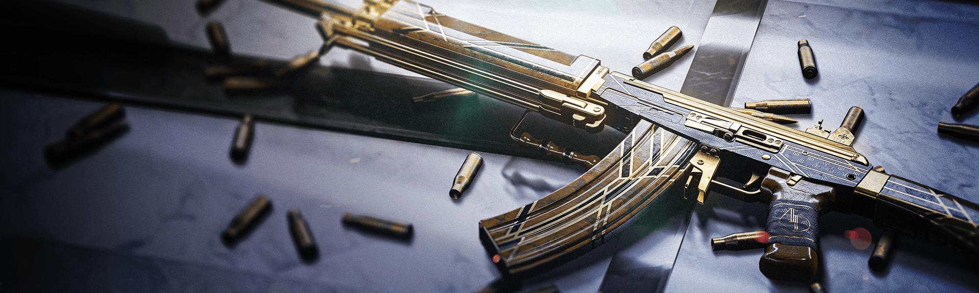 Tier 100 Art Deco Legendary Grav skin